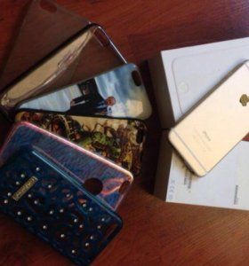 iPhone 6, 64, gold