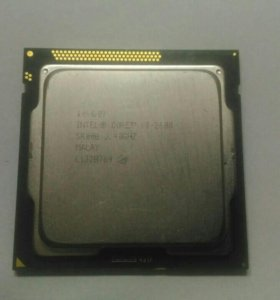 Intel core i7-2600 3,4Ghz