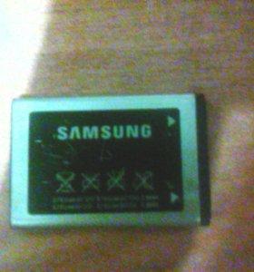 Батарея Samsung 2 штуки