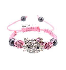 Браслет Hello Kitty