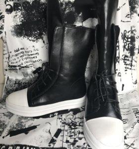 Ботинки весение