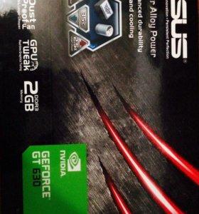 Видеокарта asus nvidia geforce GT630