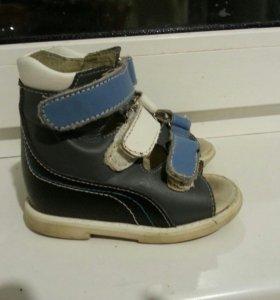 сандалии ортопедические Ортузи