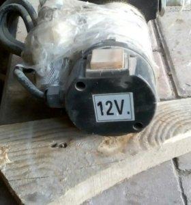 Электро насос на 12 в