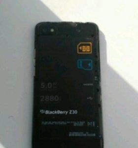 Blackberry z30 16 гб