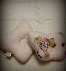 Подушечки для новорожденных