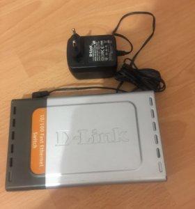 DES- 1008D. D-Link, Ethernet Switch