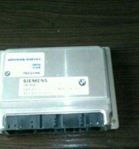 Блок управления двигателем BMW X5 E53