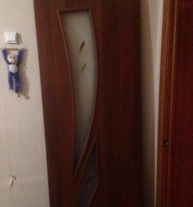 Продам дверное полотно новое. +79222097722