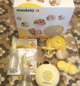 Молокоотсос Medela Swing Maxi