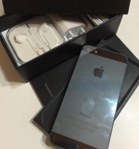 Новый iPhone 5 Black