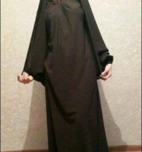 Платья с химарами.