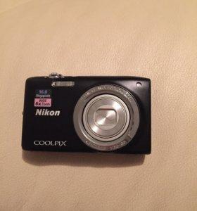 Продам камеру Nikon Cooplix s2700
