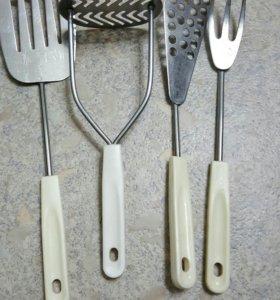 Лопатки для кухни набор