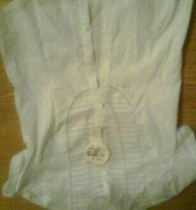 рубашка корот.рукавом и брюки