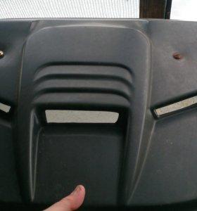 Воздухозаборник на ВАЗ