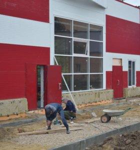 Строительство от фундамента до крыши