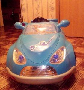 Автомобиль на аккамуляторе