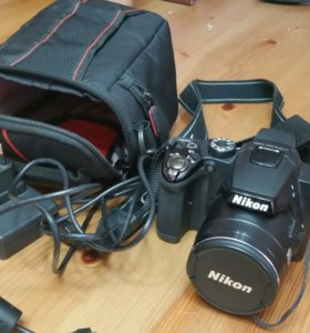 Фотоаппарат Nicon coolpix p500