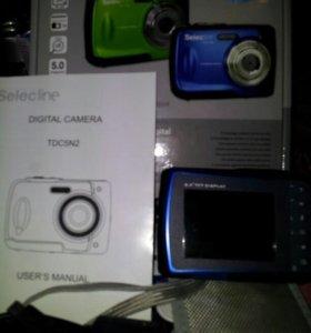 Водонепроницаемый фотоаппарат