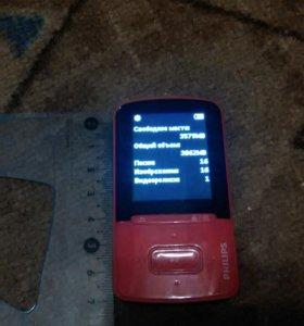 MP3-плеер Fhilips GoGEAR.