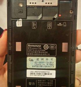 Lenovo p 780 б/у 2014 года