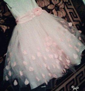 🎀Красивое платье для девочки🎀