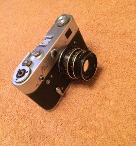 Ретро фотоаппарат Фэд