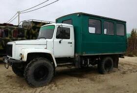 Вахтовый автобус ГАЗ 3284