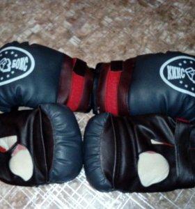 Перчатки кикс бокс
