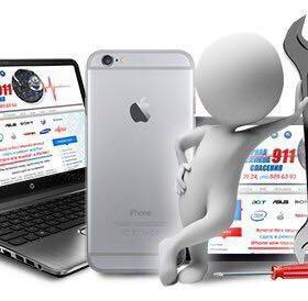 Ремонт смартфонов, ноутбуков, планшетов