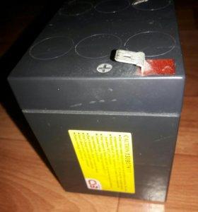 аккумулятор 12v 4.5ah размер 6 на 7 см