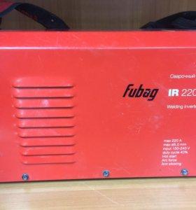 Сварочный аппарат FUBAG IR 220 VRD 38 024