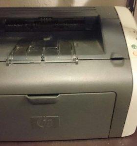 Принтер Hp Laserjet 1012