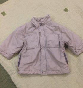 Куртка осень детская
