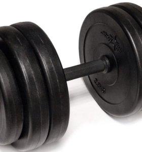 Гантели 16-41 кг