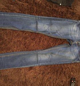 джинсы 42-44 (3 пары)