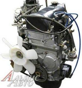 Двигатель Ваз 2121 Нива.