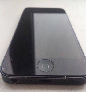 Продам/торг  iPhone 5 16gb