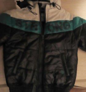 куртка 2-4 года весна -осень
