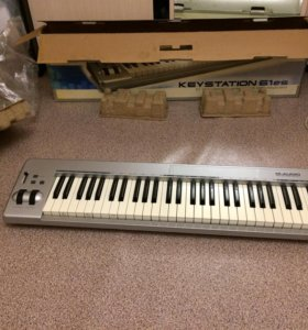 M-Audio keystation 61 es