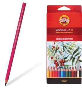 Набор цветных акварельных карандашей (Bic Kids)
