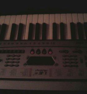 Синтезатор.