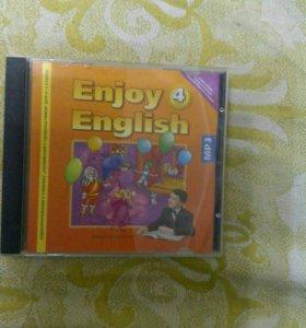 Английский язык диск 4 класс