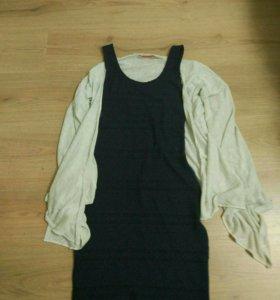Платье + кардиган👗👸 ostin