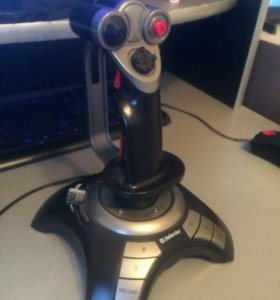 Игровой джойстик Defender Cobra R4