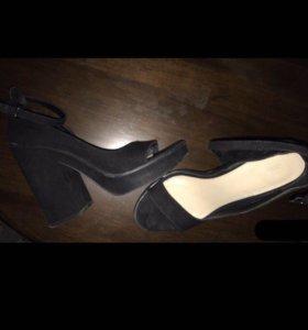 туфли,босоножки на каблуке