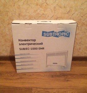 Электрический обогреватель SUBTROPIC