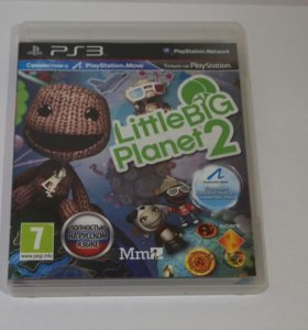 Little Big Planet 2 на ps3