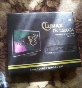 Сат ресивер Lumax 2500